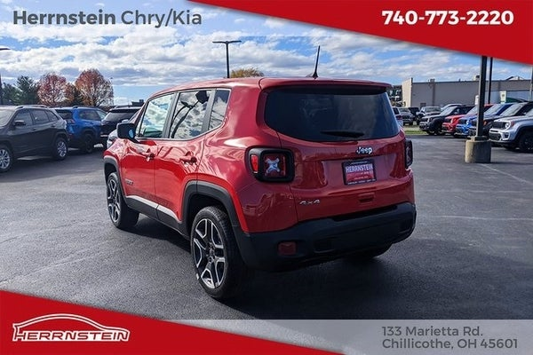 2021 jeep renegade jeepster 4x4 in chillicothe, oh